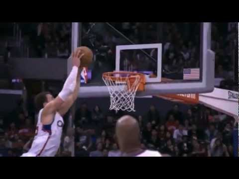 "Blake Griffin Chris Paul ""Lob City"" 2011-2012 Highlights"