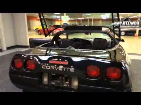 1992 Chevrolet Corvette for sale at Gateway Classic Cars in St. Louis,
