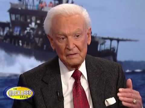 Bob Barker Talks About Protecting Whales on 'Huckabee'