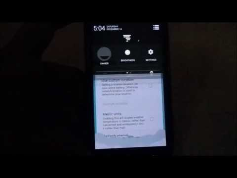 BAM ROM v2 (Android 4.4.2) For Galaxy S3 (GT-i9300)