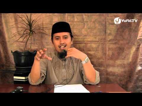Kajian Fikih Pendidikan Anak: Karakter Pendidik Anak Sukses Bagian 3 - Ustadz Abdullah Zaen, MA