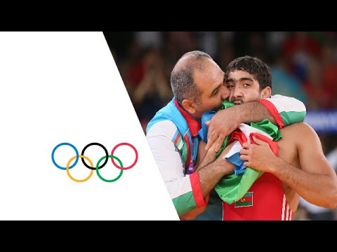 Wrestling Mens Freestyle 60 kg Final - Azerbaijan v Russian Fed Replay - London 2012 Olympic Games Image 1