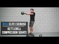 BOSU Elite Exercise: Compression Kettlebell Swings