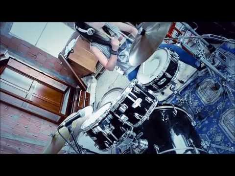 video thumbnail: Time is Running Out - MUSE, Drum Cover by Michela D'Amore