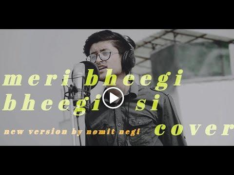 Meri Bheegi Bheegi Si - Unplugged Cover |Nomit Negi | Anamika | Kishore Kumar | R.D. Burman