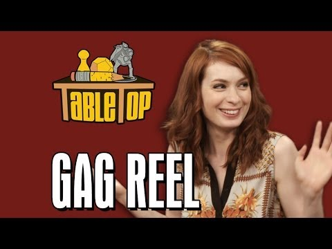 Fortune and Glory – Gag Reel – TableTop season 2 ep. 20