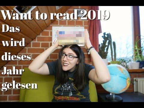 Want to read 2019 - Diese Bücher will ich lesen//Liv Moonlight