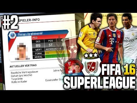 IBRA & BALE zu MANUNITED!? - FIFA 16 SUPERLEAGUE KARRIEREMODUS #2   MANCHESTER UNITED KARRIERE