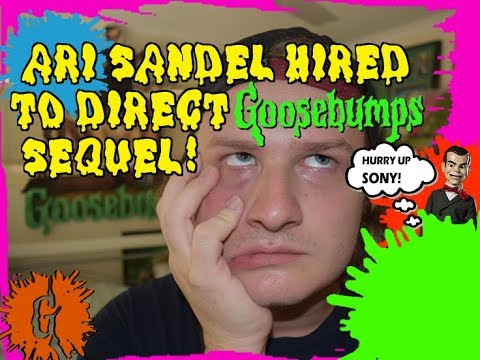 Ari Sandel Hired To Direct Goosebumps Sequel!