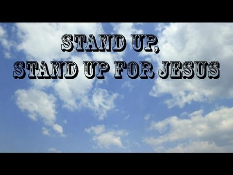 Amish Mennonites Singing - Stand Up, Stand Up For Jesus
