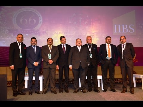 IIBS 2014 - Panel Discussion 1: FDI Investment in Bullion & Jewellery Industry - Part 3