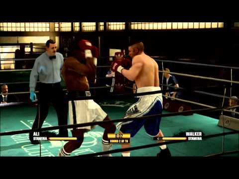 Fight Night Champion Xbox 360 Review