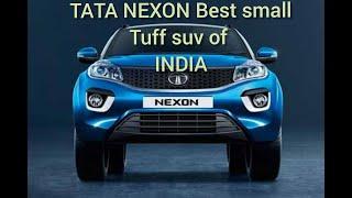 Tata Nexon best Tuff small suv - Green Auto Panda
