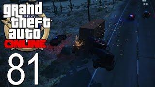GTA 5 Online - SAPDFR - Episode 81 - Brutal Pursuit! (No Mods)