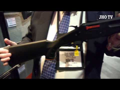 Savage Hog Hunter Rifle & Model 42 Shotgun/Rifle Combo Gun 2012 SHOT Show