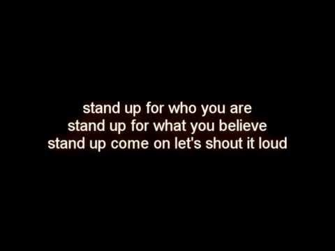 James Cottriall - Stand Up