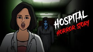 Haunted Hospital | Horror Story In Hindi |  Khooni Monday E41 🔥🔥🔥