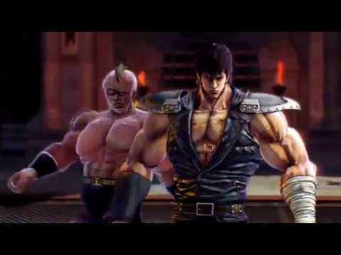 Fist of the North Star   Официальный трейлер PS4 2018