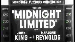 Train Crime Drama - Midnight Limited (1940)  from sallis65