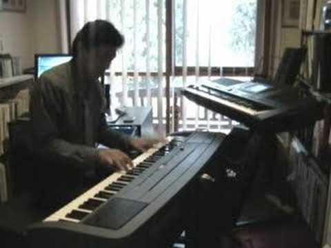 I Say A Little Prayer For You - Piano/Keyboard