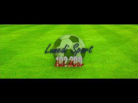 Radio Master Fg   Lunedì sport del 16 maggio 2016