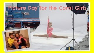 It's Picture Day for the Coral Girls | Flippin' Katie