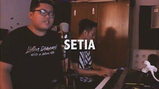 JIKUSTIK - SETIA (Cover) | Audree Dewangga, Stefanus Ronaldo #ADLullaby