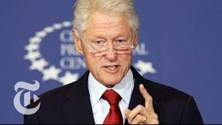 Bill Clinton Defends 'Obamacare' - 2013 9/5/13