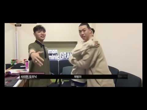 [ENG SUB] Team AOMG After BewhY's Day Day Performance (feat. Jay Park) CUT