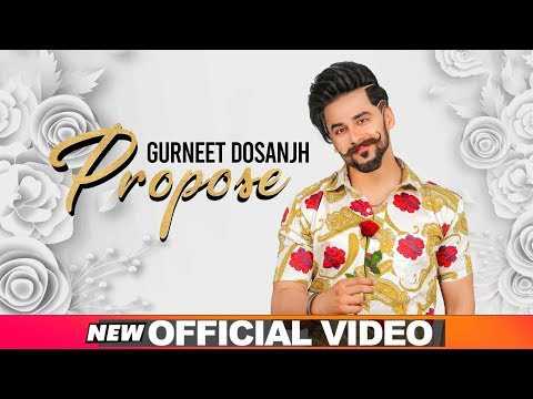 Propose (Official Video) | Gurneet Dosanjh | Desi Crew | Latest Songs 2019 | Speed Records