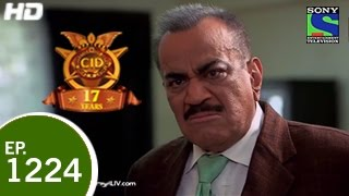 CID - सी ई डी - TeleKinesis - Episode 1224 - 3rd May 2015