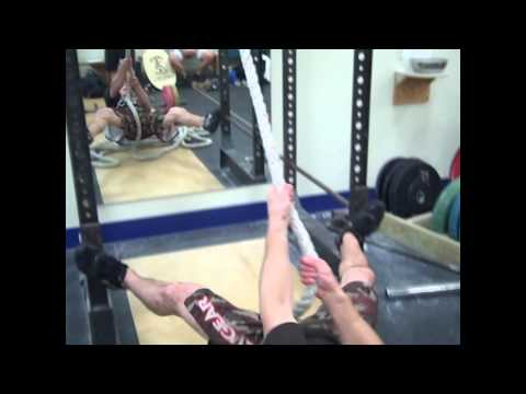8 Top MMA Strength Exercises - Strength Training for Athletes Image 1