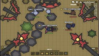 MooMoo.io Ruby Shield And Ruby CrossBow | How To Get Them Easy