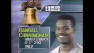 1990 Week 7 Eagles at Washington