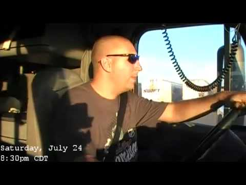 0 Truck Driver Ride Along   Episode 3