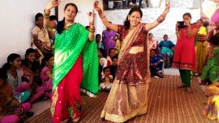 पहाड़ी महिला संगीत मे बहनो का मनमोहक नृत्य Jageshwar ,Almora|Uttrakhandi Personality |