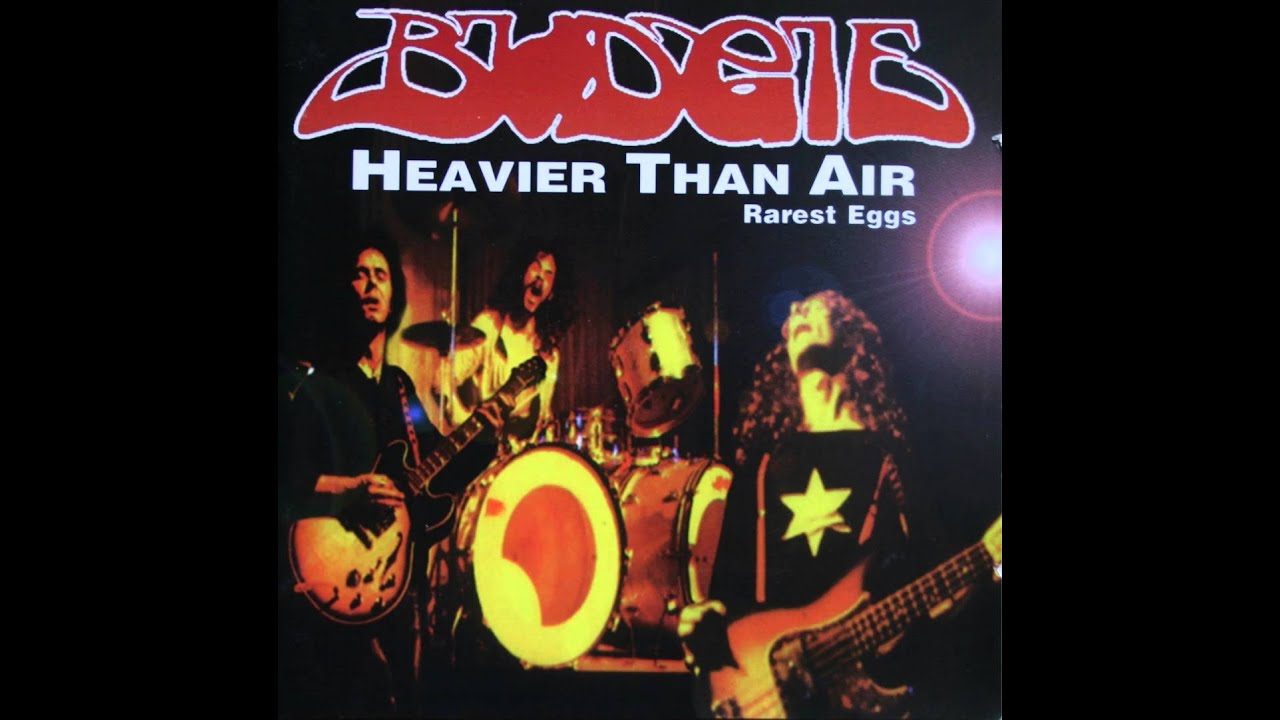 Budgie - 1973 - Never Turn Your Back On A Friend (1973 LP