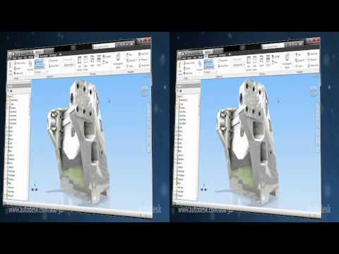 AutoCAD Inventor LT Suite — 2D to 3D (3D Version)