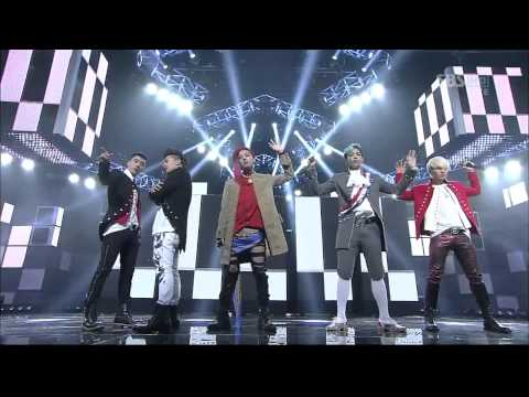 [live 繁中字] 120422 Bigbang - Fantastic Baby + Bad Boy video