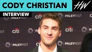 """Cody Christian Opens Up About New Role On """"All American"""" 