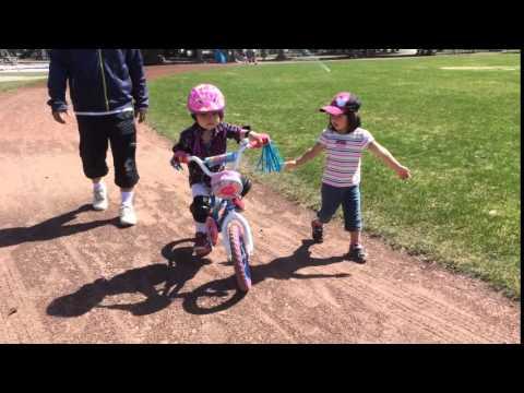 Liz 3歳 自転車 補助なし ...