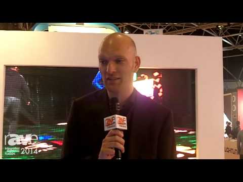 ISE 2014: LedGo Shows Its Interactive LED Floor, Seen on The Voice