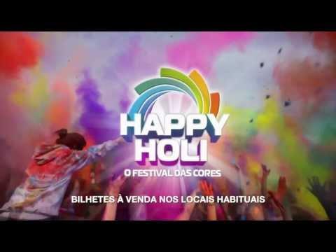 Happy Holi - O Festival das Cores, Portugal 2013