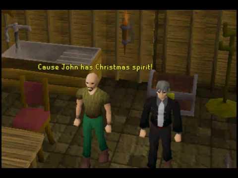 Runescape - A Christmas Carol