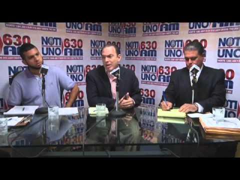 NotiUno 630: Debate Candidatos a la Alcaldía de San Juan.