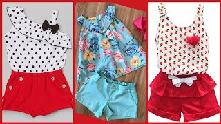 Outclass baby Girl Dresses Design New Collection For Summer
