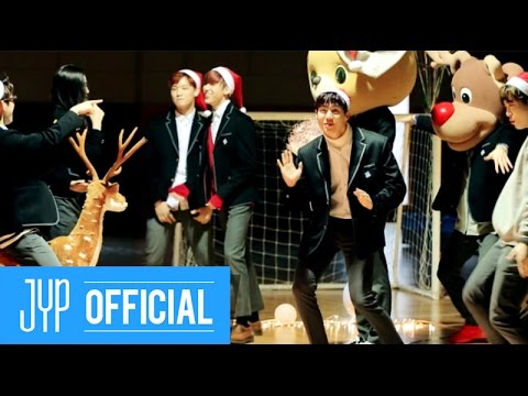 """GOT7 """"Confession Song(고백송)"""" M/V"""