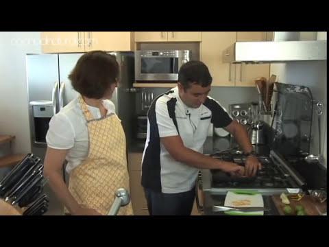 Camarones sarandeados - Tossed Shrimp