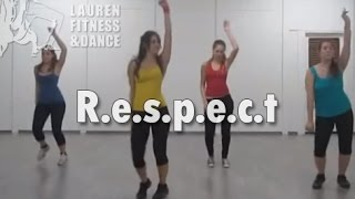 Zumba ® fitness class with Lauren - R.e.s.p.e.c.t