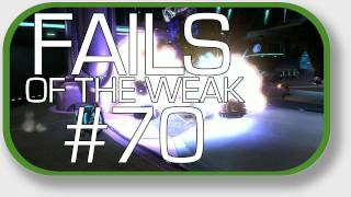 Fails of the Weak: Ep. 70 - Funny Halo 4 Bloopers and Screw Ups! | Rooster Teeth